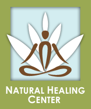 the natural healing center of myrtle beach's logo
