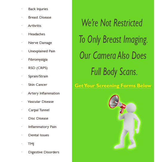 thermography screening detection